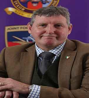 Colonel Alan Finnegan PhD RN FRCN L/QARANC
