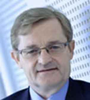 Dr Hugh McKenna CBE, PhD, B.Sc(Hons), RMN, RGN, RNT, DipN(Lond), AdvDipEd